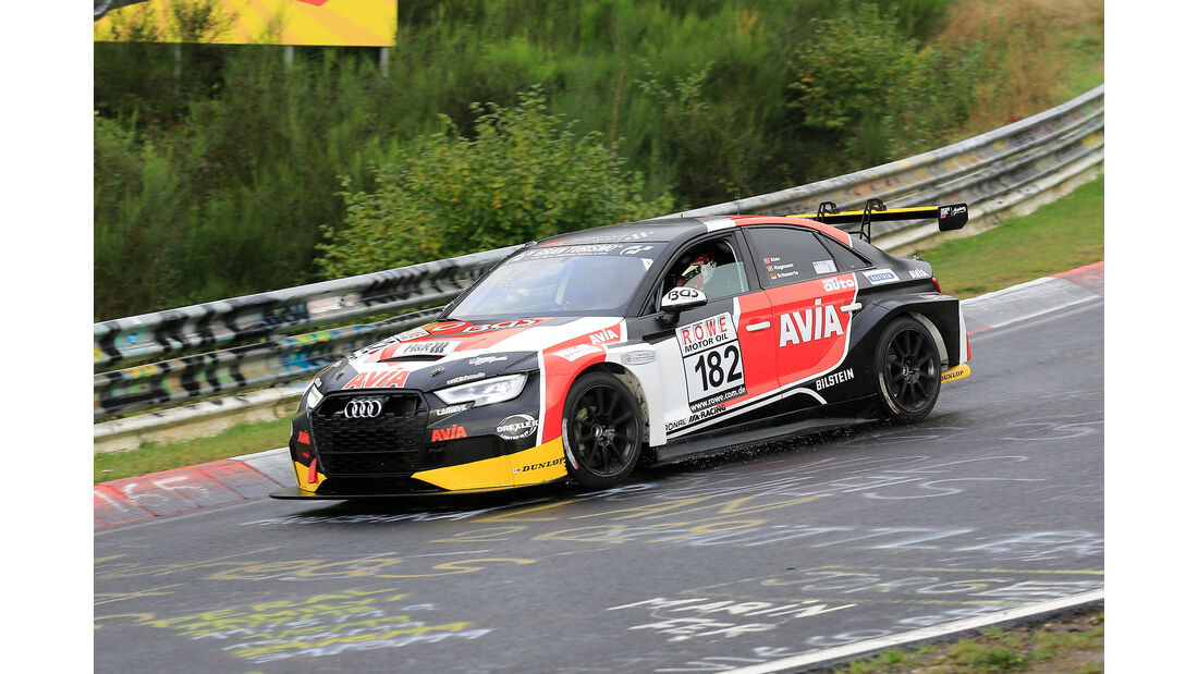 Audi RS3 LMS - Startnummer #182 - Team AVIA Sorg Rennsport - SP3T - VLN 2019 - Langstreckenmeisterschaft - Nürburgring - Nordschleife
