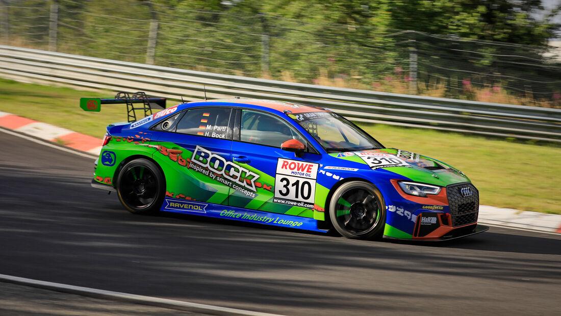 Audi RS3 LMS - Startnummer #310 - Bonk Motorsport KG - SP3T - NLS 2020 - Langstreckenmeisterschaft - Nürburgring - Nordschleife