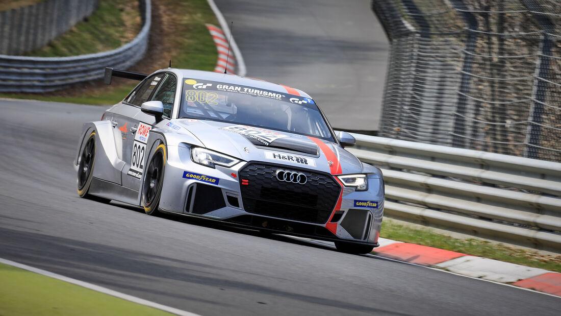 Audi RS3 LMS - Startnummer #802 - TCR Am - NLS 2021 - Langstreckenmeisterschaft - Nürburgring - Nordschleife
