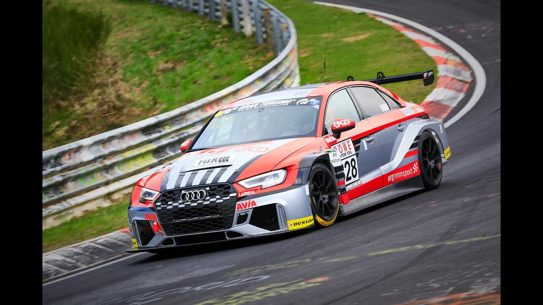 Audi RS3 LMS - Startnummer #828 - Team AVIA Sorg Rennsport - SP3T - VLN 2019 - Langstreckenmeisterschaft - Nürburgring - Nordschleife