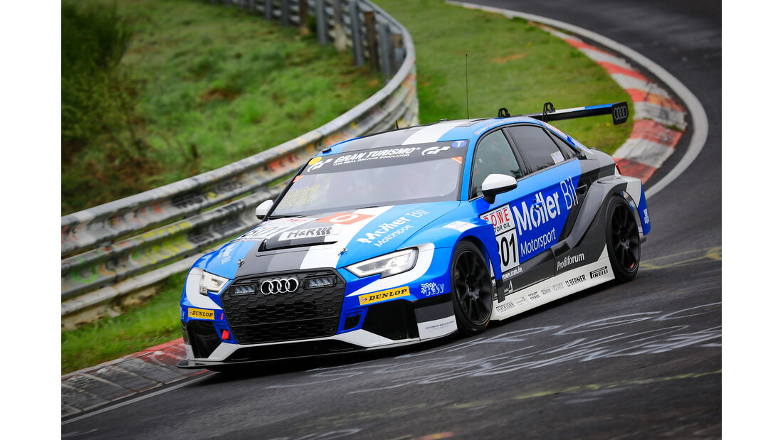 Audi RS3 LMS TCR - Startnummer #801 - Möller Bil Motorsport - TCR - VLN 2019 - Langstreckenmeisterschaft - Nürburgring - Nordschleife