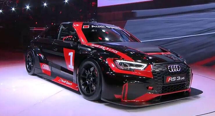 Image result for Audi Sport RS3 LMS