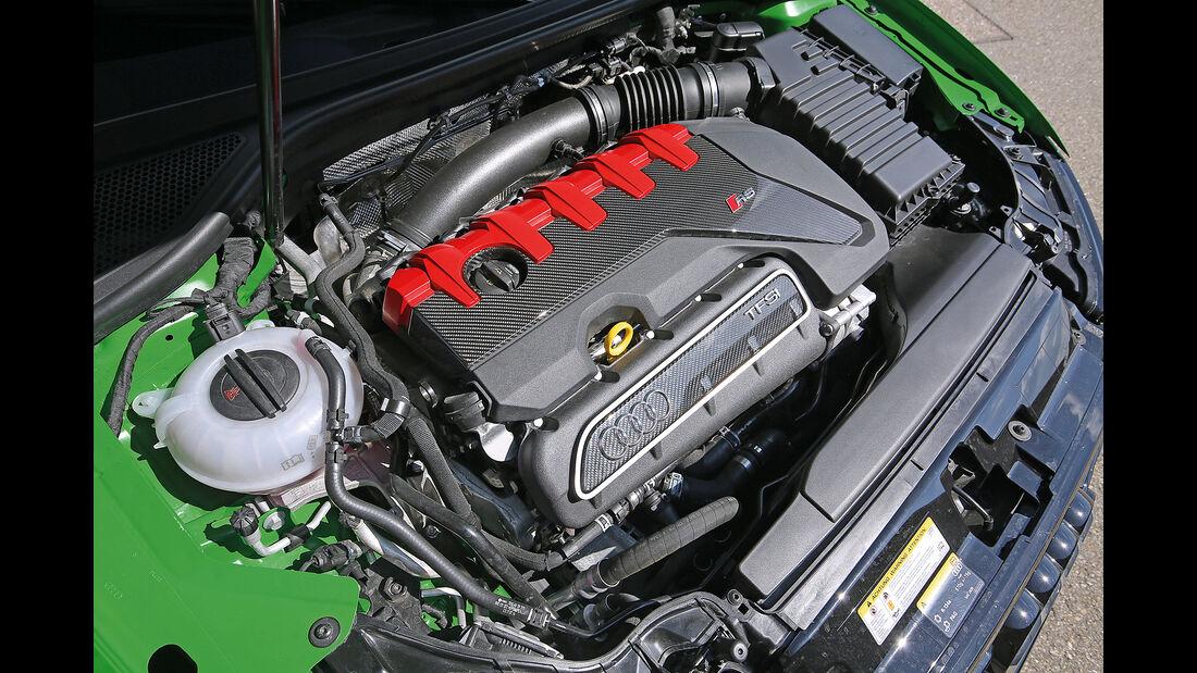 Audi RS3, Motor