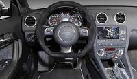 Audi RS3, Scheinwerfer, Innenraum, Cockpit, Lenkrad