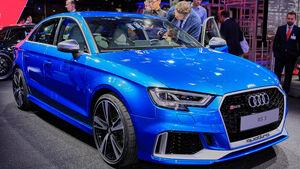 Audi RS3 Sedan Paris 2016