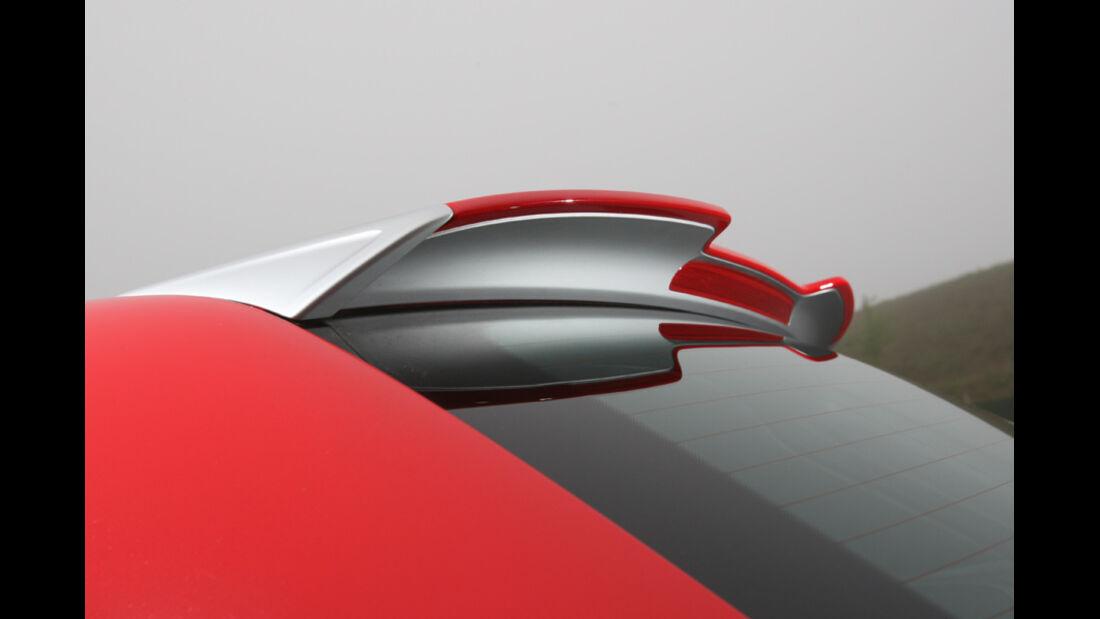 Audi RS3 Sportback, Detail, Spoiler