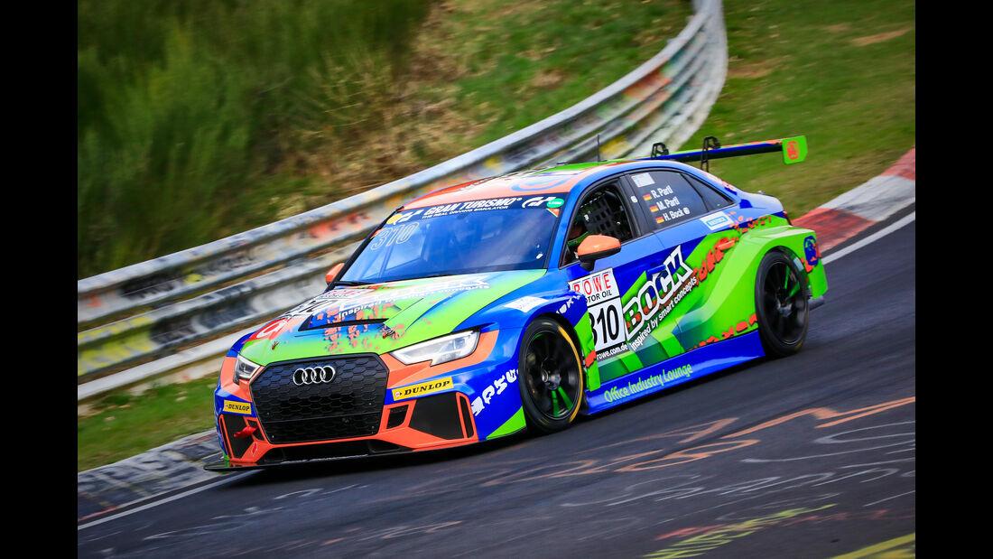 Audi RS3 - Startnummer #310 - Bonk Motorsport - SP3T - VLN 2019 - Langstreckenmeisterschaft - Nürburgring - Nordschleife