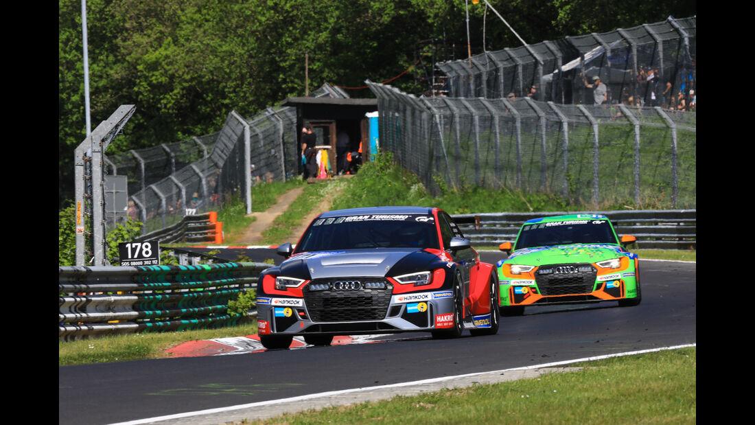 Audi RS3 TCR - Freies Training - 24h-Rennen Nürburgring 2017 - Nordschleife