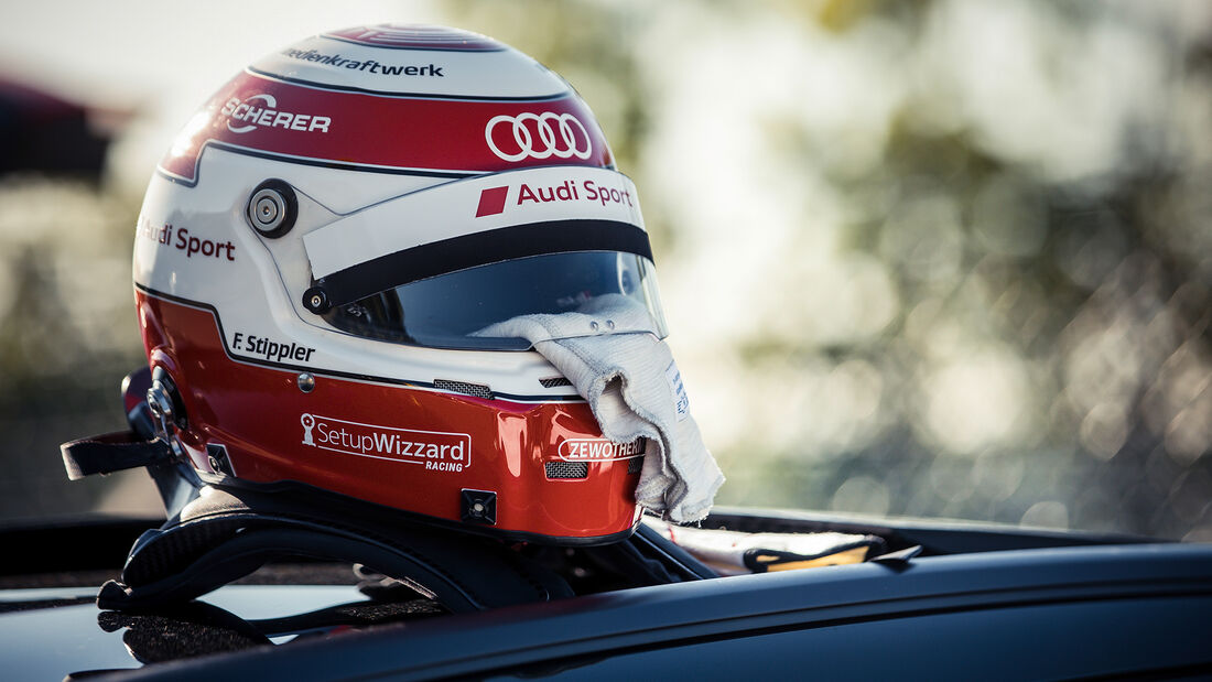 Audi RS3 bei der Nordschleifen-Rekordfahrt