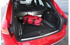 Audi RS4 Avant, Kofferraum
