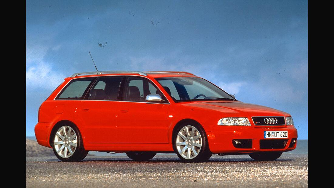 Audi RS4 Avant von 1999