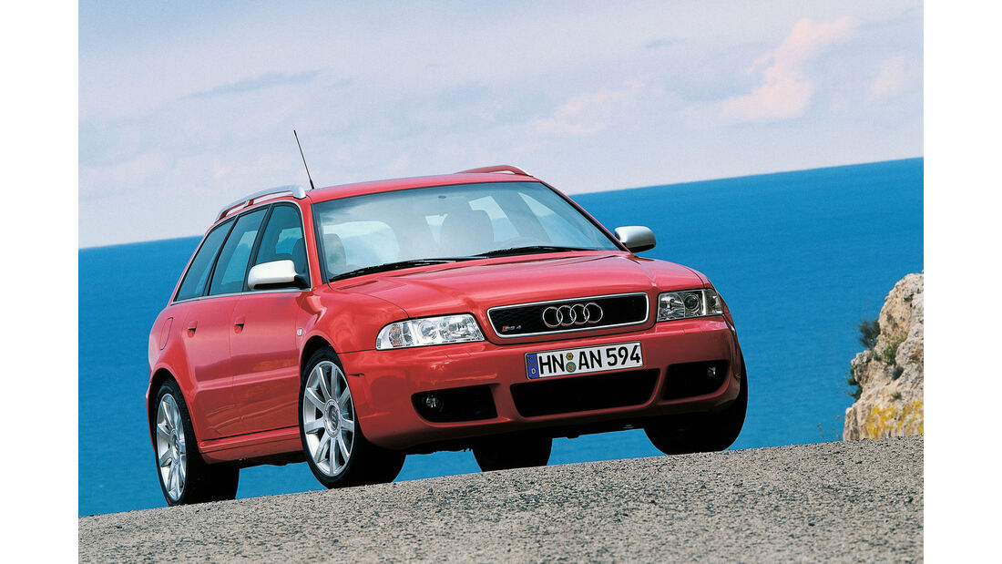 Audi RS4 B5 - Kombi - 1999