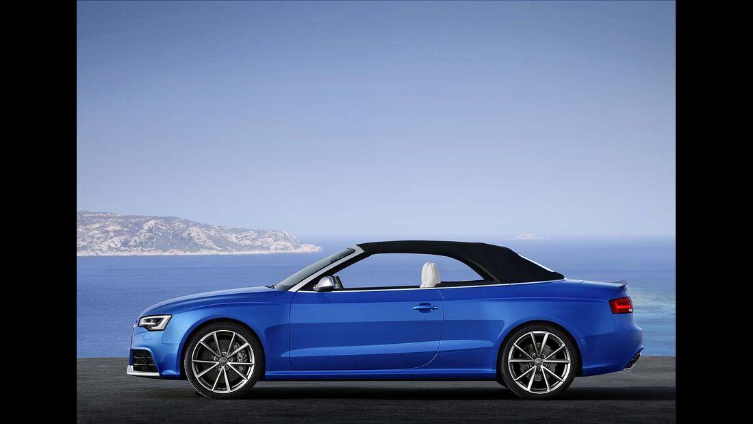 Audi RS5 Cabrio, Dachverschluß 6