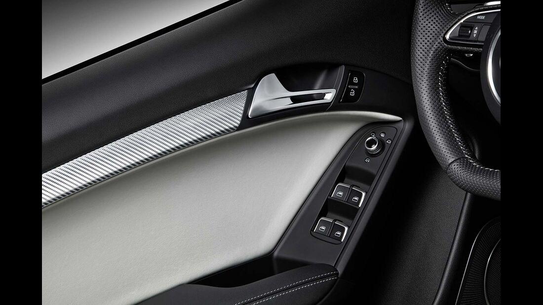 Audi RS5 Cabrio, Detail Fahrertür