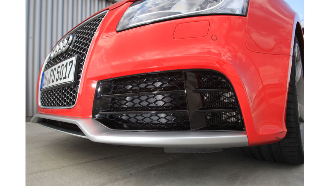 Audi RS5 Coupé Lufteinlass