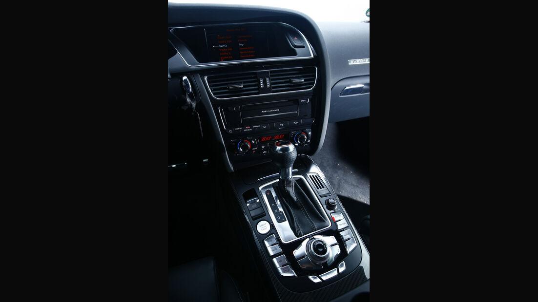 Audi RS5 Coupé Mittelkonsole