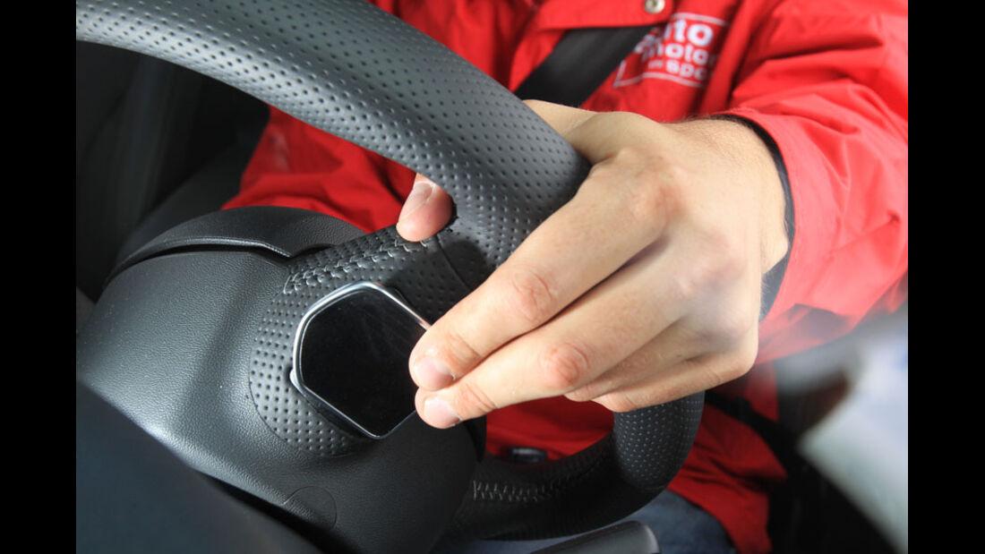 Audi RS5 Coupé Schaltpaddel