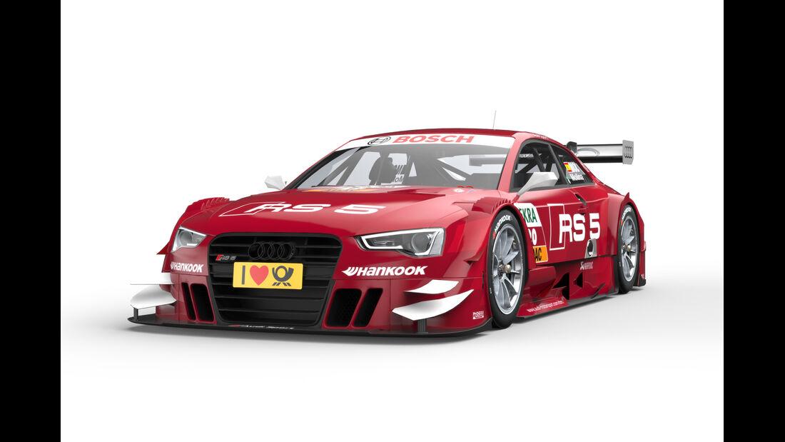 Audi RS5 DTM 2013