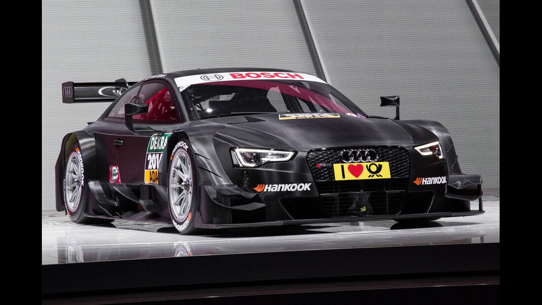 Audi RS5 DTM 2014 - Genf