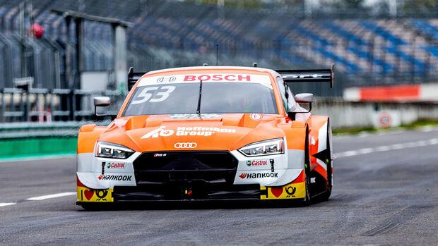 Audi RS5 - DTM-Autos 2019 - Testfahrten - Lausitzring