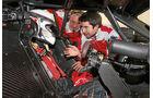 Audi RS5 DTM, Cockpit, Rockenfeller