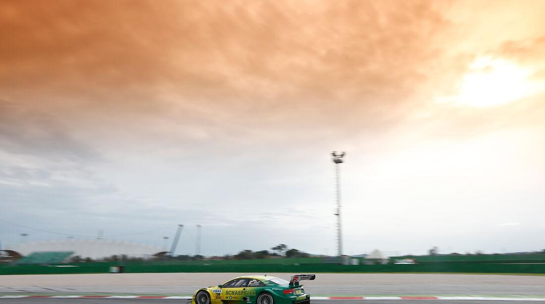 Audi RS5 DTM, Seitenansicht