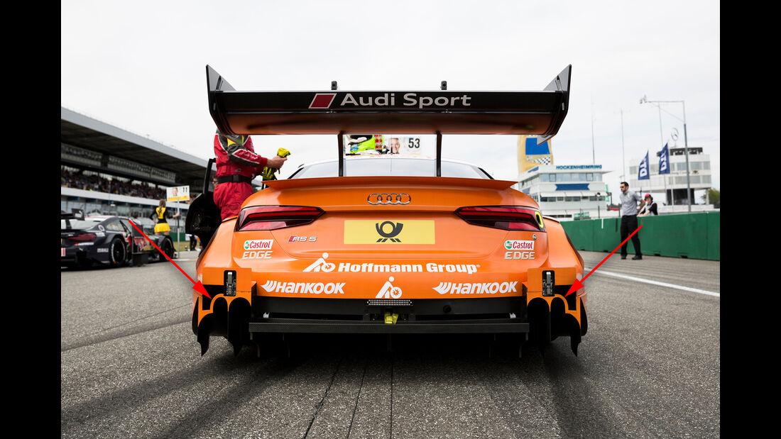 Audi RS5 - DTM - Technik - 2017