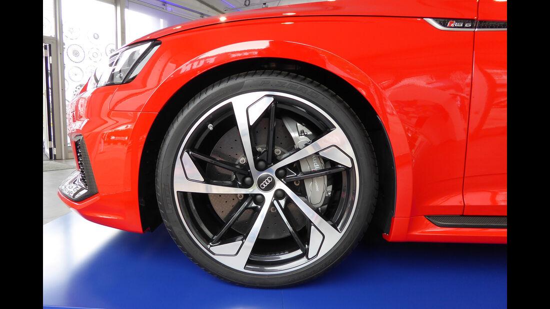 Audi RS5 - Felgen - IAA 2017