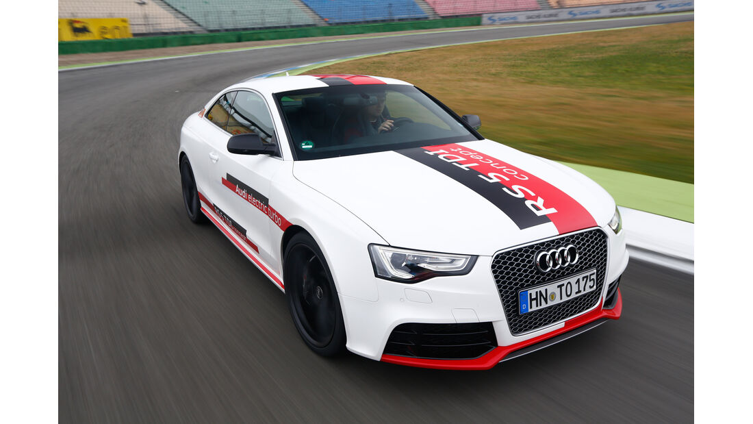 Audi RS5 TDI Concept, Frontansicht