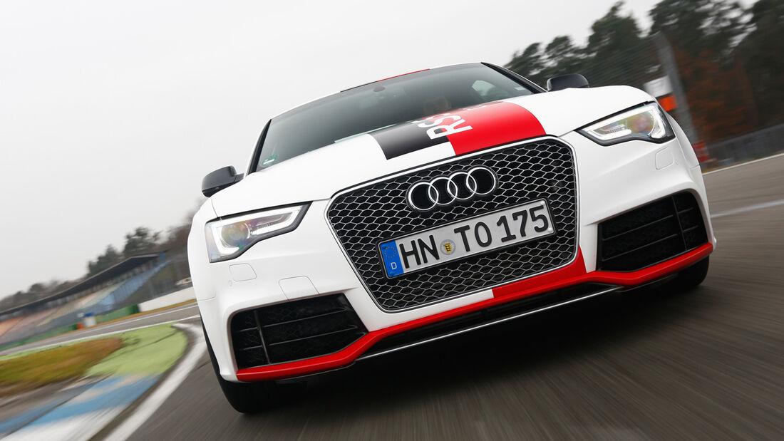 Audi RS5 TDI Concept, Kühlergrill