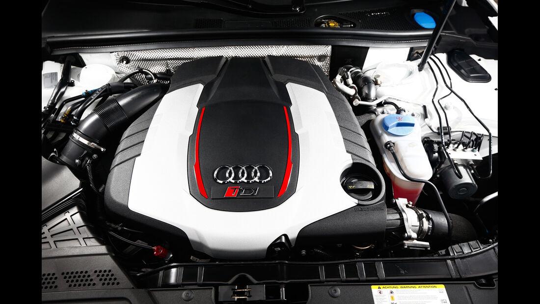 Audi RS5 TDI Concept, Motor