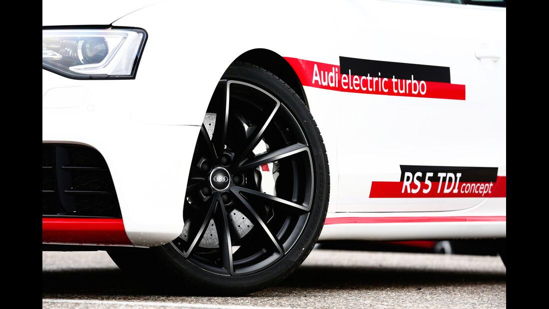 Audi RS5 TDI Concept, Rad, Felge