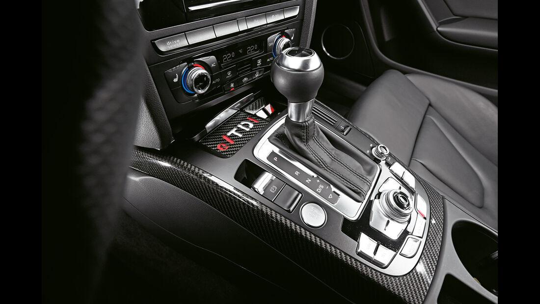 Audi RS5 TDI Concept, Schalthebel