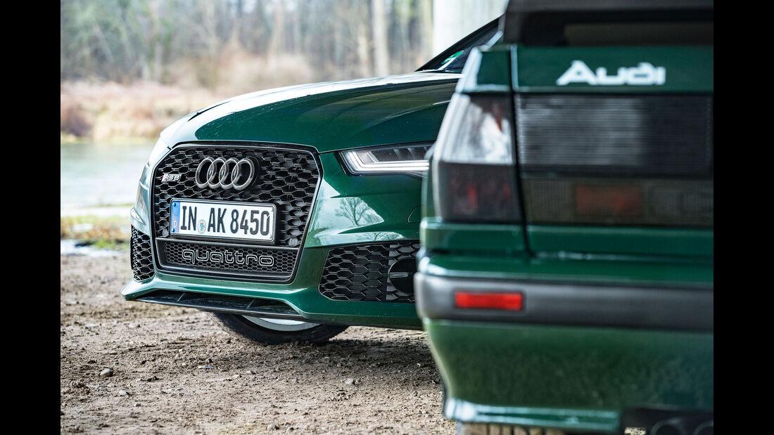Audi RS6 - Audi Sport Quattro