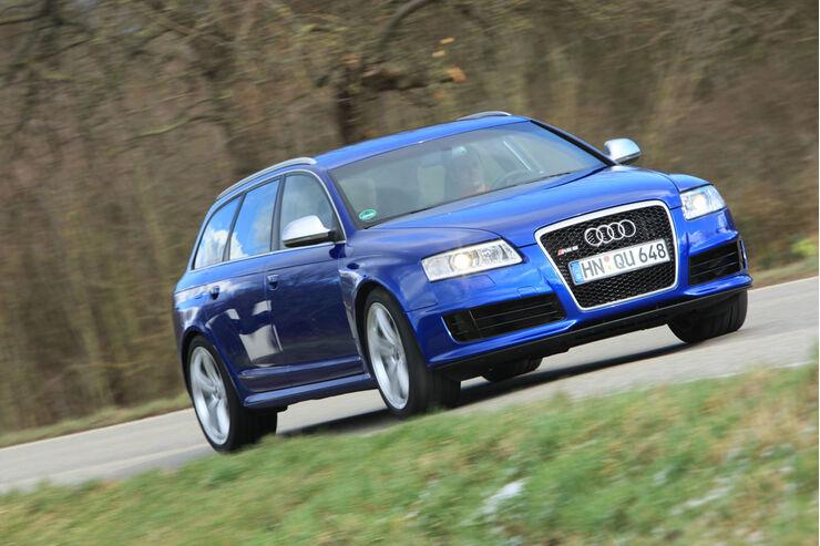 Audi RS6 Avant 01