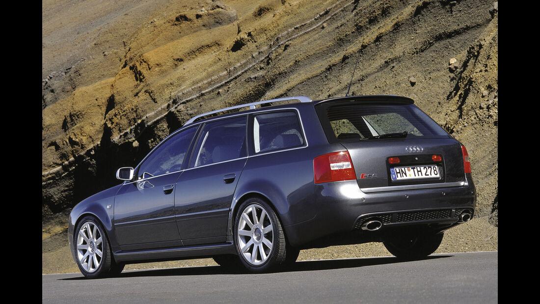 Audi RS6 Avant C5 - Kombi - 2002