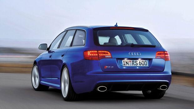 Audi RS6 Avant C6 - Kombi - 2008