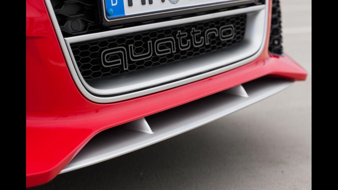 Audi RS6 Avant, Frontschürze, Lufteinlass