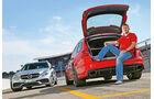 Audi RS6 Avant, Mercedes E 63 T AMG S 4Matic, Jens Dralle