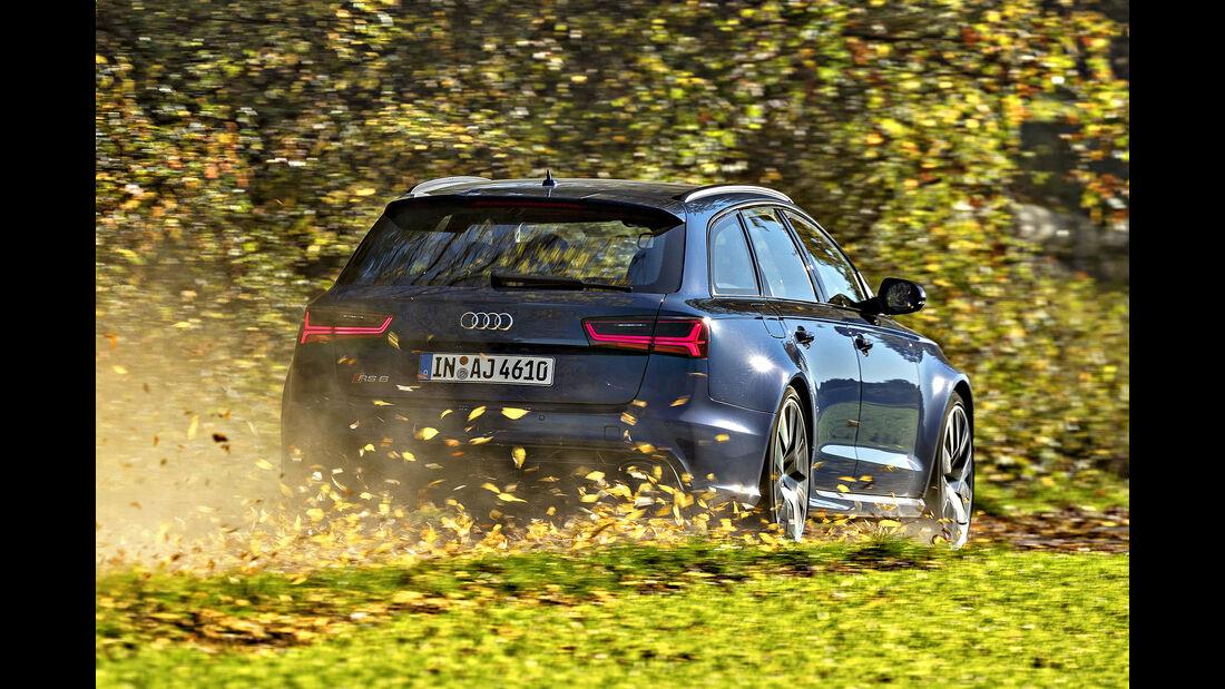 Audi RS6 Avant Performance, Felge