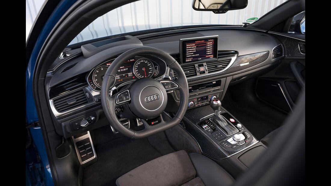Audi RS6 Avant Performance, Interieur
