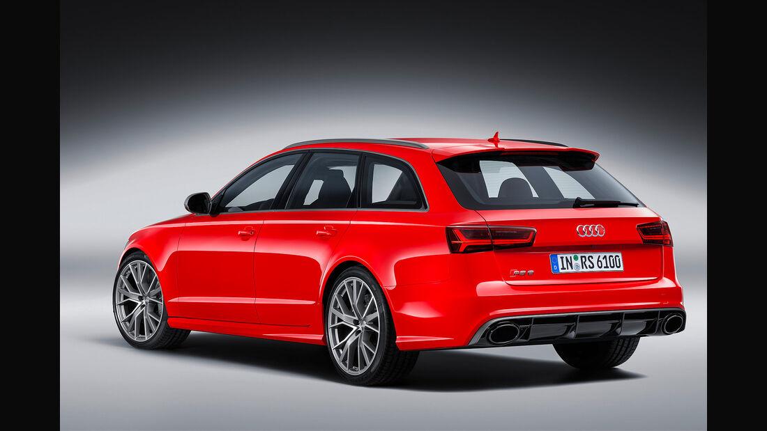 Audi RS6 Avant Performance