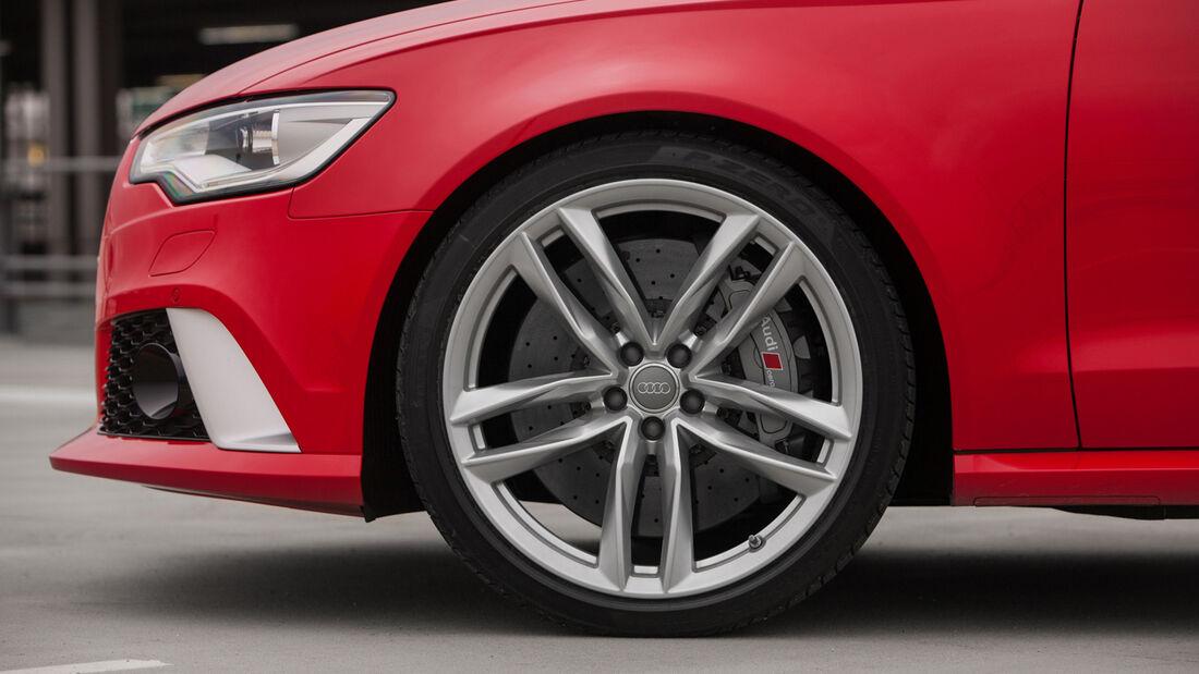 Audi RS6 Avant, Rad, Felge