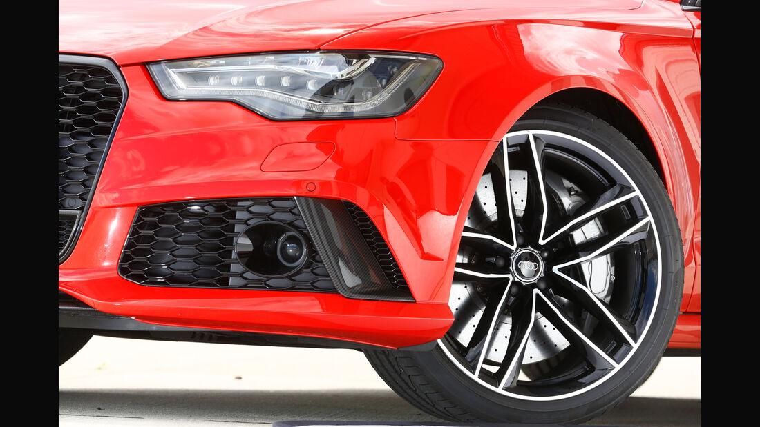 Audi RS6 Avant, Rad, Felge, Bremse