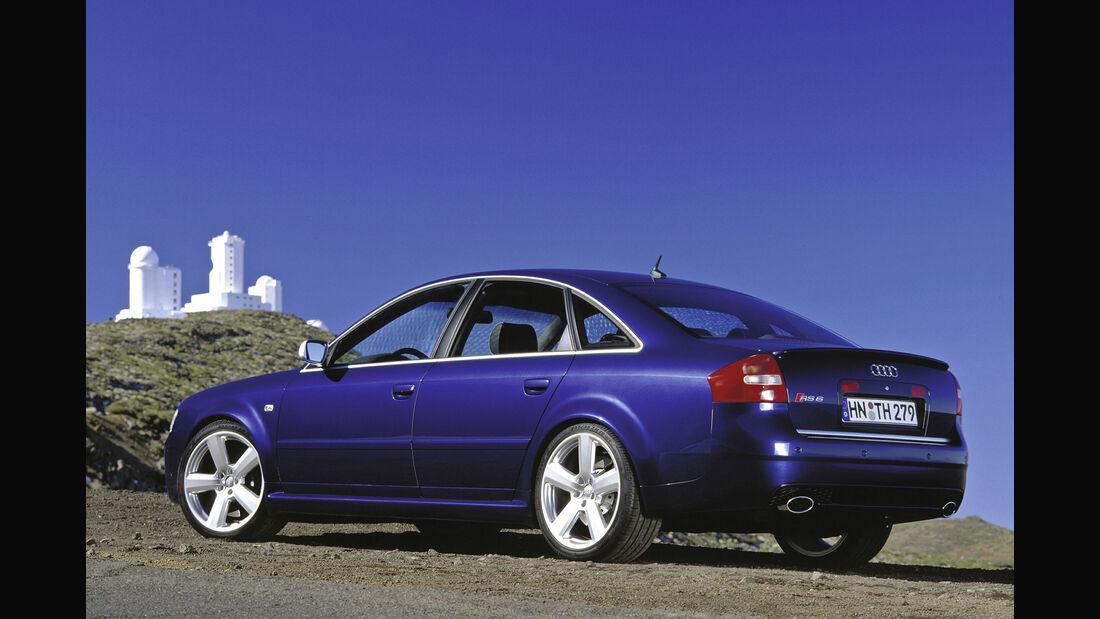Audi RS6 C5 - Limousine - 2002