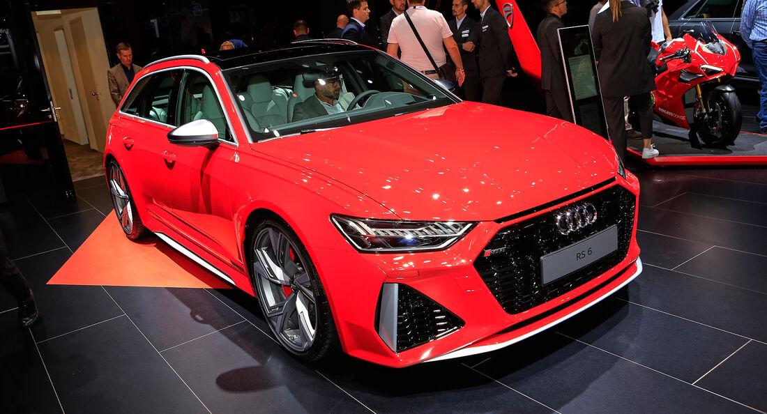 Audi RS6, IAA 2019