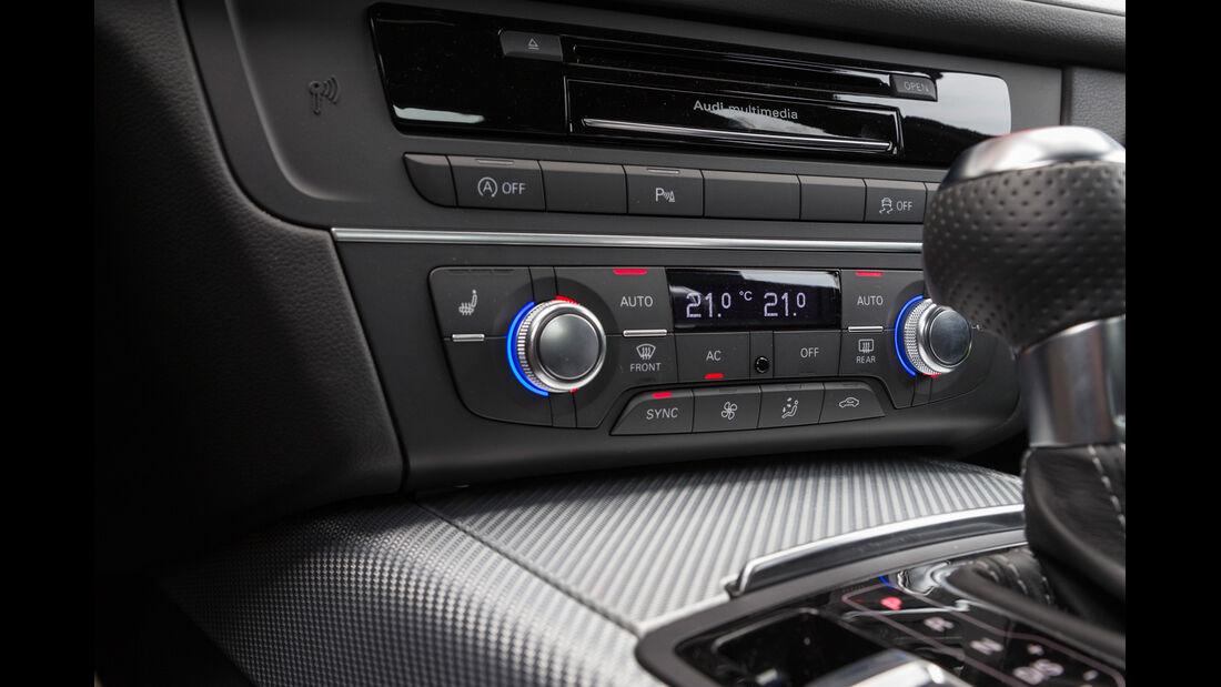 Audi RS6, Klimaautomatik