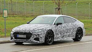 Audi RS7 Erlkönig