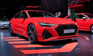 Audi RS7, IAA 2019