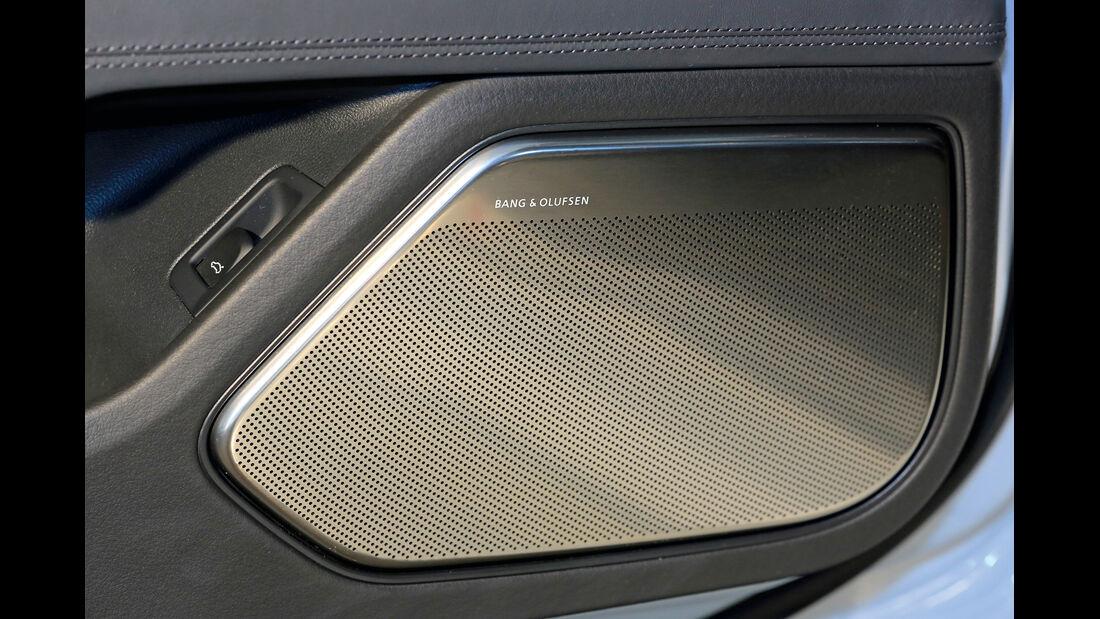 Audi RS7, Lautsprecher